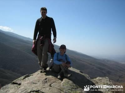 Turismo Activo - Valle del Ambroz y Candelario; rutas senderismo cerca de madrid